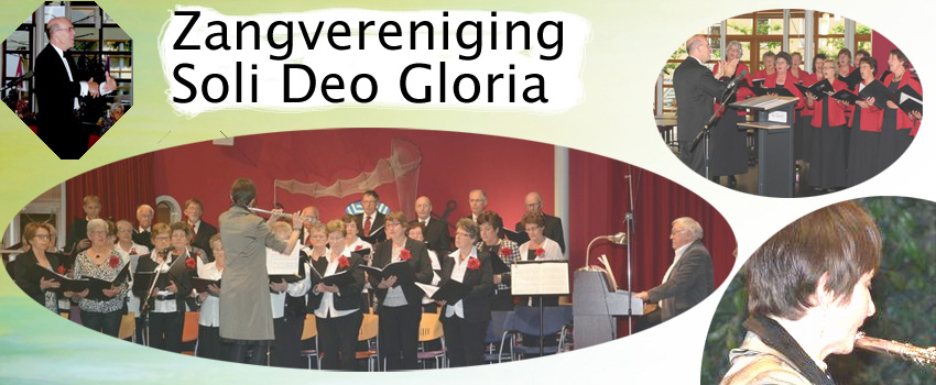 Zangvereniging Soli Deo Gloria